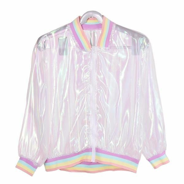 Hologram™ – Transparent Jacket