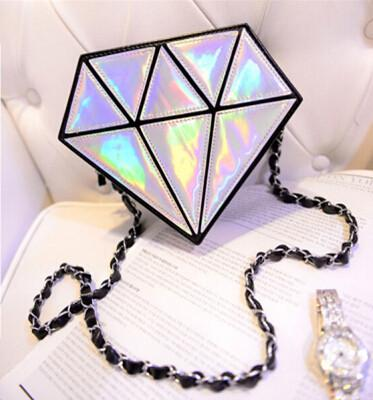 Diamond™ – Holographic Laser Bag